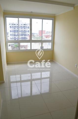 Apartamento à venda com 2 dormitórios em Nossa senhora de fátima, Santa maria cod:0775 - Foto 4