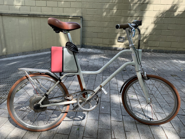 Bicicleta Elétrica Xiaomi Yunbike C1
