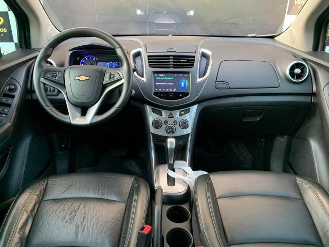 TRACKER 2014/2015 1.8 MPFI LTZ 4X2 16V FLEX 4P AUTOMÁTICO - Foto 9