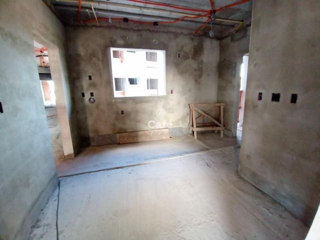 Residencial Fiorello amplo apartamento com 3 suíte, 3 garagens, alto padrão em Santa Maria - Foto 8