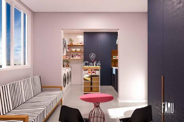 Apartamento Studio no bairro Nossa Senhora do Rosario - Foto 4