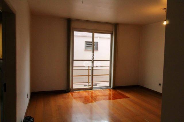 Apartamento com 3 dormitórios, sacada e 1 vaga de garagem - Foto 5
