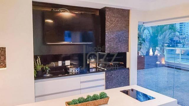 Maravilhoso apartamento com 4 dormitórios à venda, 240 m² por R$ 2.600.000 - Foto 10