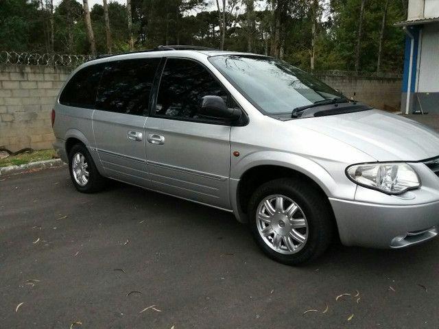 Chrysler Grd Caravan Limited Lindo - Foto 2