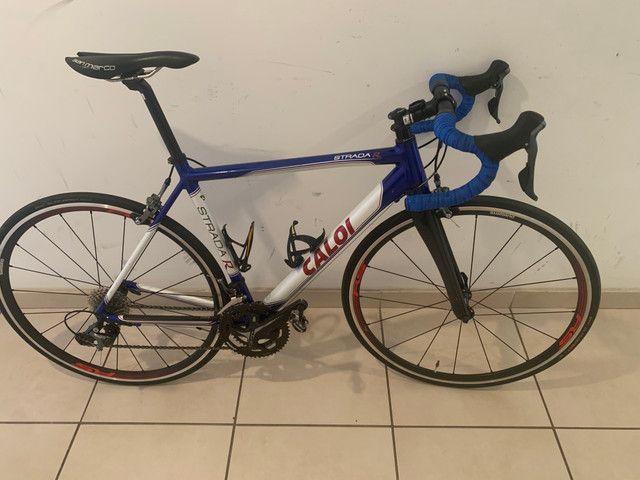 Vende-se Caloi Strada Racing - Foto 2