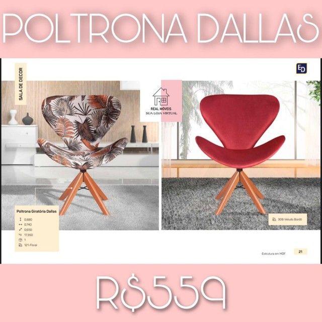 Poltrona Dallas