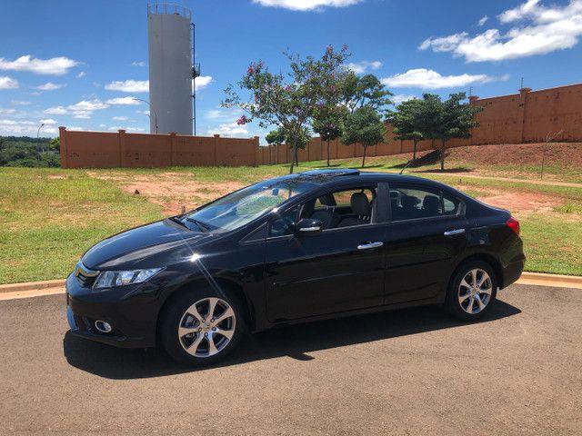 Honda civic 2013 exs flex - Foto 7