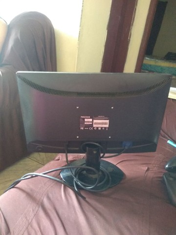 Monitor LED Positivo 18,5 Polegadas  - Foto 2