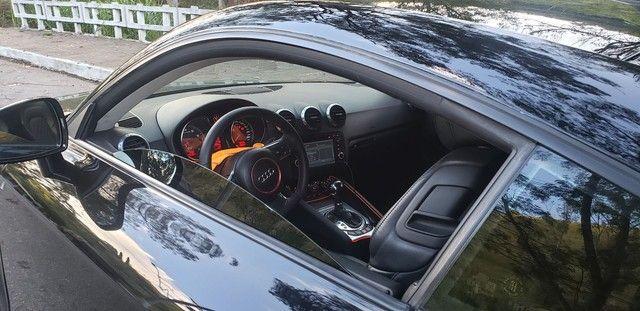 Audi tt 2.0 Turbo completo carro de procedência valor 95.500  - Foto 5