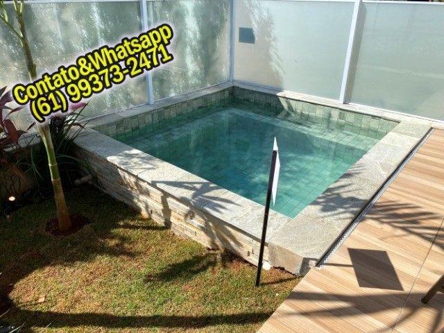 Novo Lançamento Jardins, Casa em Condominio Fechado em Goiania - GO - Foto 16