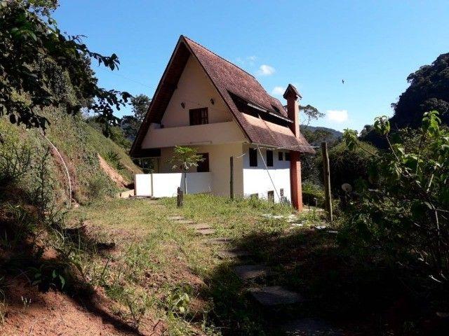 Casa 4 QTS com suítes no Centro de Domingos Martins - Foto 4