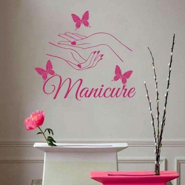 Manicure; Depiladora, design de sobrancelhas