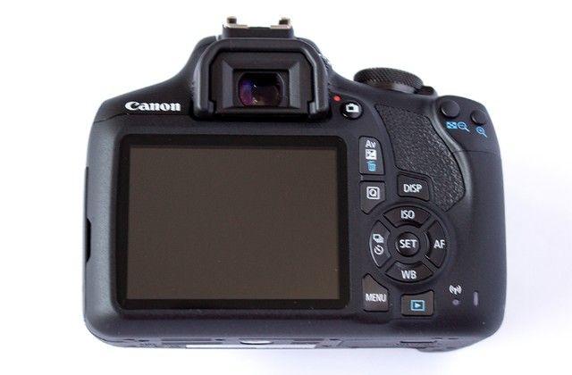 Canon Eos Rebel T7 com lente 18-55mm Is Ii 2500 Cliques - Foto 3