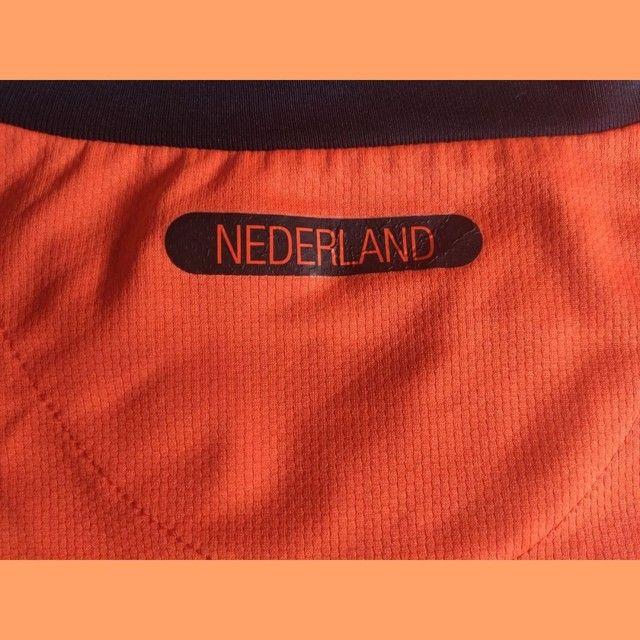 Camisa Holanda Nike - Foto 5