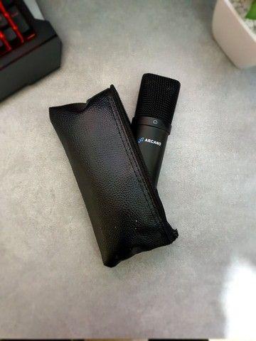 Microfone Arcano Black AM-Black-1 - Foto 3