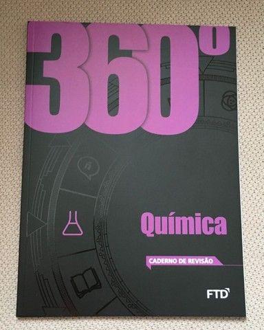 Box 360 Quimica F T D  Dalton Franco, com 6 volumes, usado, - Foto 3