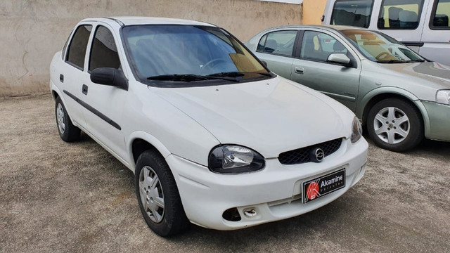 GM - Corsa Sedan 1.6 - 2003 - Direção Hidráulica - Foto 6