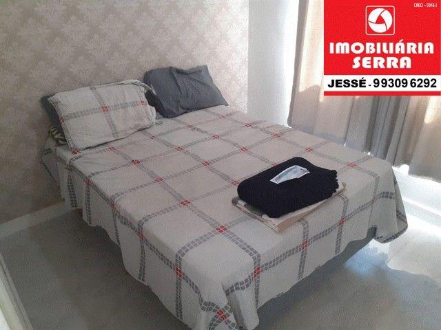 JES 004. Vendo apartamento mobiliado, 63M², 3 quartos. na Serra   - Foto 8