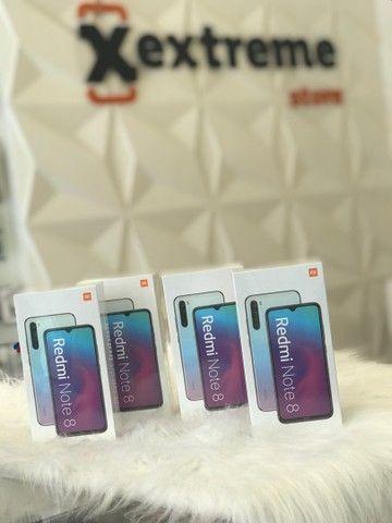 PROMOÇÃO! Note 8 64GB LACRADO! Com Garantia!  12x110,00 no cartão! - Foto 6