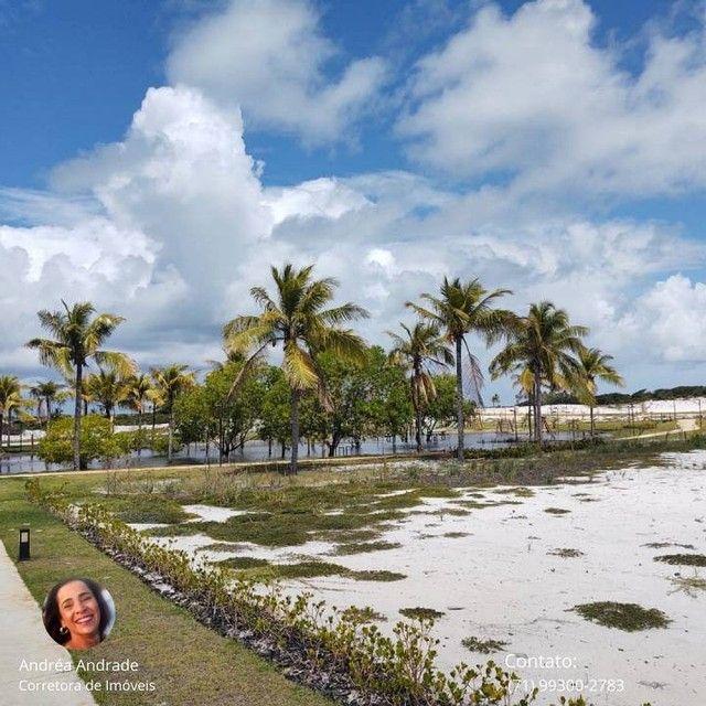 Lote/Terreno para venda com 476m² em Reserva Sauípe - Costa do Sauipe - Foto 13