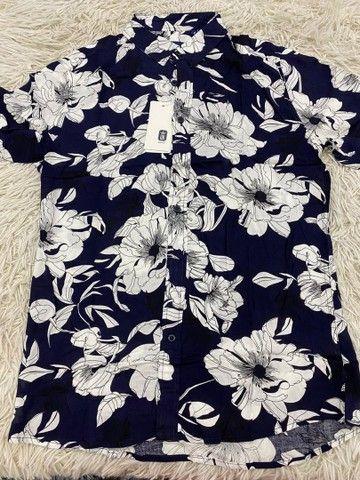 Camisa floral  - Foto 3