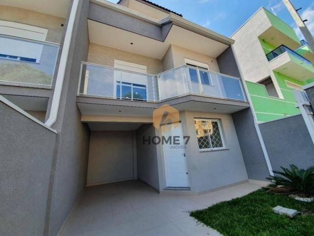 Sobrado à venda, 119 m² por R$ 470.000,00 - Sítio Cercado - Curitiba/PR - Foto 18