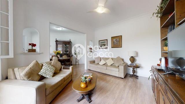 Apartamento à venda com 3 dormitórios em Botafogo, Rio de janeiro cod:CO3AP50580 - Foto 2
