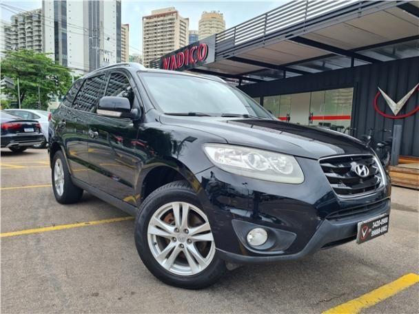 Hyundai Santa fe 3.5 mpfi gls v6 24v 285cv gasolina 4p automático - Foto 2