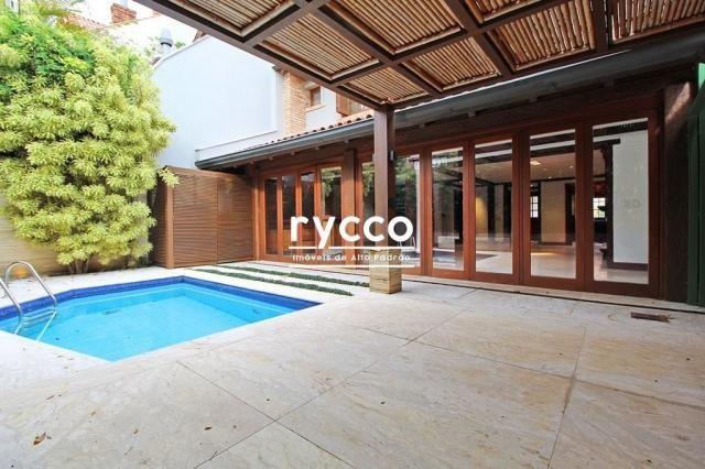 Linda casa, com 385m² privativos, bairro Boa vista. - Foto 4