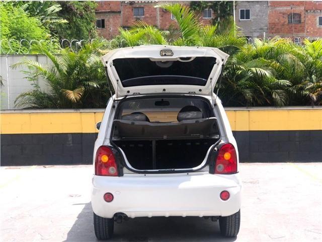 Chery Qq 1.1 mpfi 16v gasolina 4p manual - Foto 7