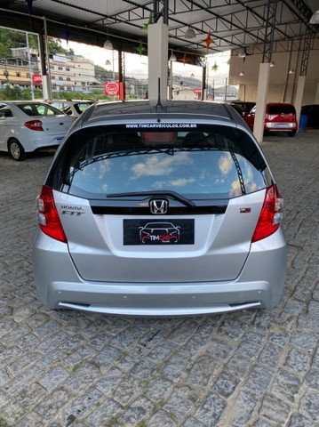 Honda- Fit 1.4 Lx  2014 Aut.  - Foto 6