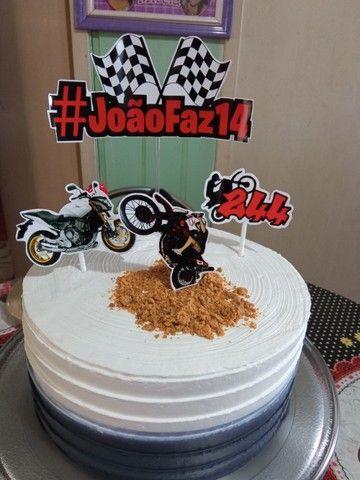 Topo de bolo  - Foto 5