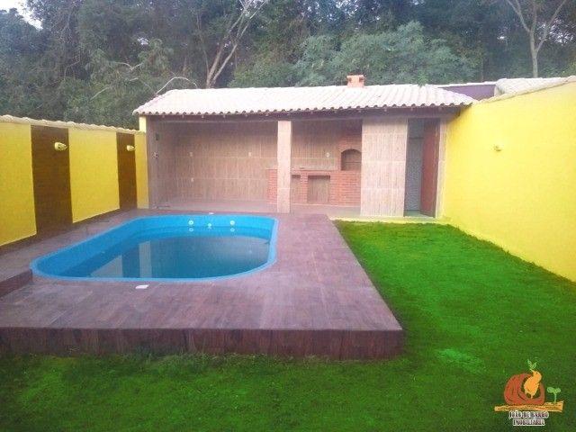 Casa em Unamar Cabo Frio com piscina e área gourmet grande - Foto 14
