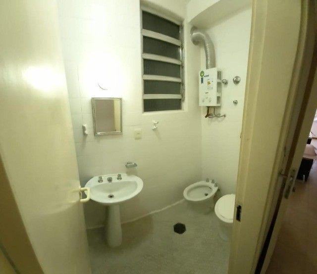 Apartamento 1 quarto em Copacabana 45m², Mobiliado - Rio de Janeiro - RJ