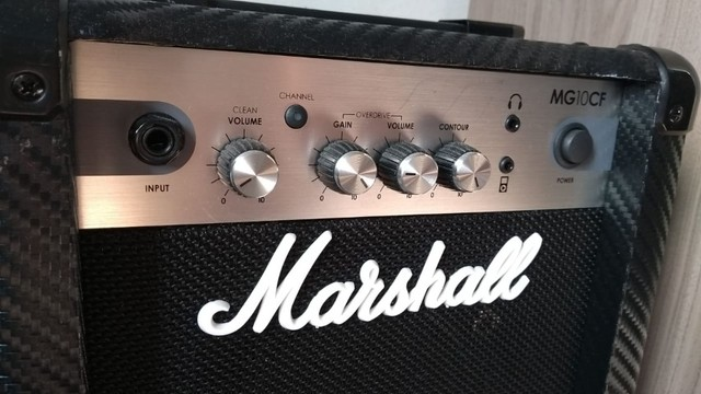 Amp Marshall MG10CF