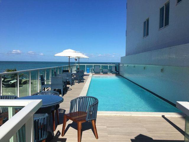 Flat todo mobiliado à venda no Caribessa, localização privilegiada! - Foto 2