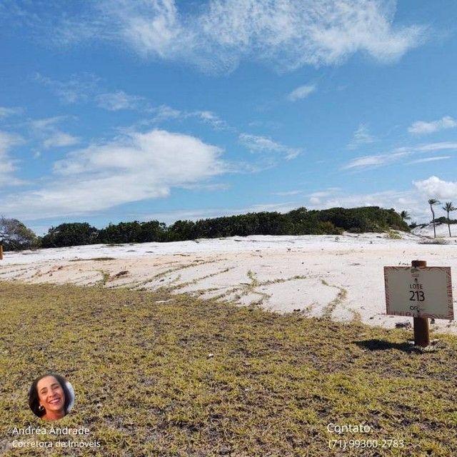 Lote/Terreno para venda com 476m² em Reserva Sauípe - Costa do Sauipe - Foto 14