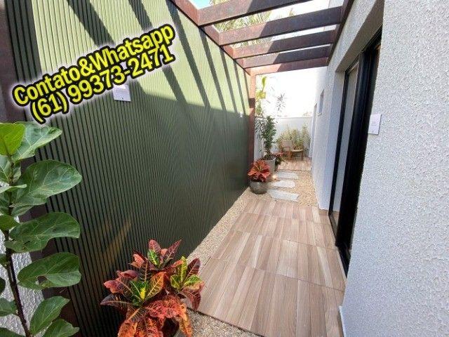 Novo Lançamento Jardins, Casa em Condominio Fechado em Goiania - GO - Foto 19