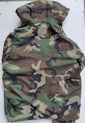 Jaqueta militar Goretex 100% impermeável - Foto 2