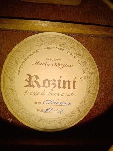 """Cavaquinho elétrico Rozini """"necessita de reparo"""" - Foto 4"""