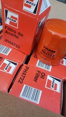 Filtro de óleo PH4722 FRAM - Foto 3