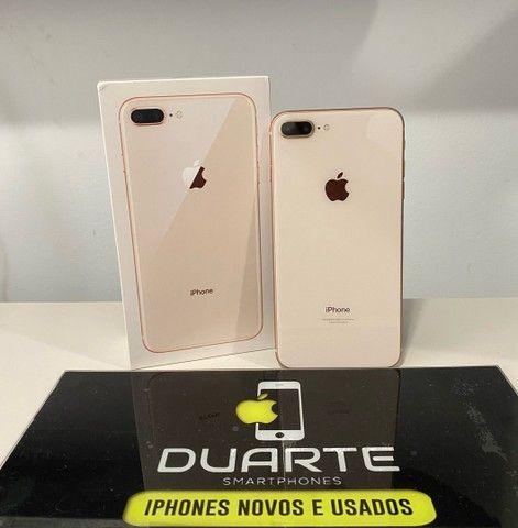 iPhone 8 Plus 64GB Completo, Garantia Apple