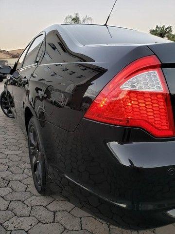 Ford Fusion V6 AWD 2011 leilão financeira. - Foto 6