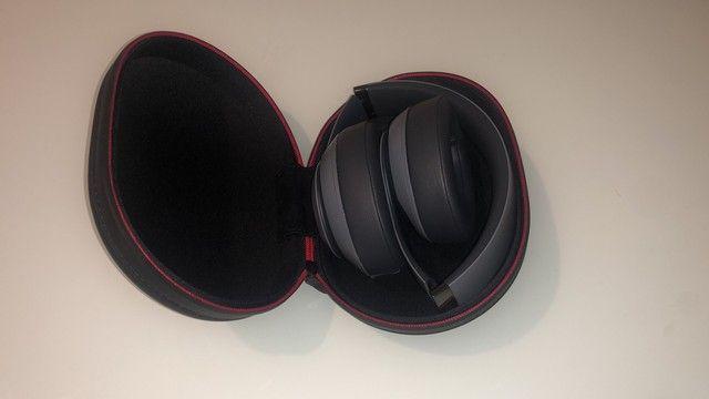 Fone ouvido by Dr. Dre Beats Studio³ Wireless com Cancelamento de Ruído Cinza- - Foto 3