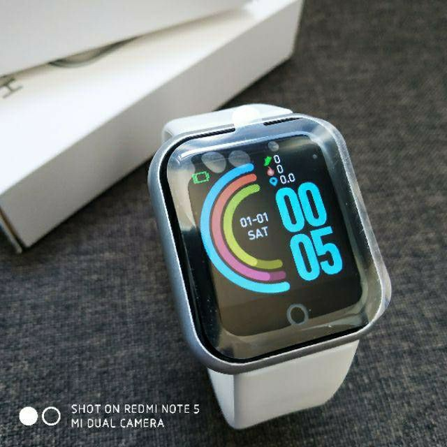 Smartwatch D20 Y68 - Foto 3