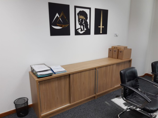 Vendo mobília completa para escritório - Foto 3