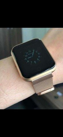 Relógio smartwatch séculos
