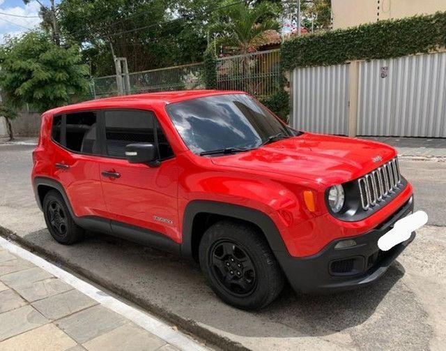 Jeep Renegade 2016 Financiamento Facilitado