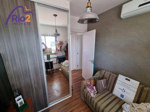 Apartamento com 3 dormitórios à venda, 77 m² por R$ 615.000,00 - Barra Olímpica - Rio de J - Foto 16