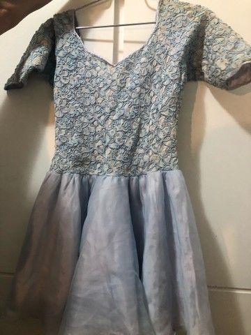 Vestido azul P
